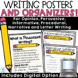 Writing Genre Posters