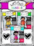 Writing Genres 3 in 1 Bundle!! (Opinion, Narrative & Informational)