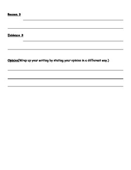 Writing Genres and Graphic Organizers for Common Core Writing 2nd Grade