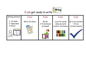 Writing Goal