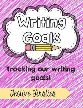 Writing Goal Tracker