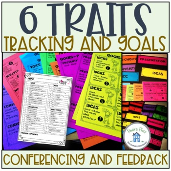 Six Traits Writing Goals