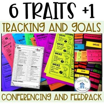 Writing Goals - Six Traits