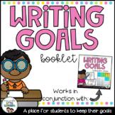 Writing Goals Book