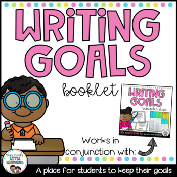 Writing Goals Book