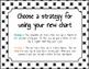 Writing Goals Chart Freebie Sample