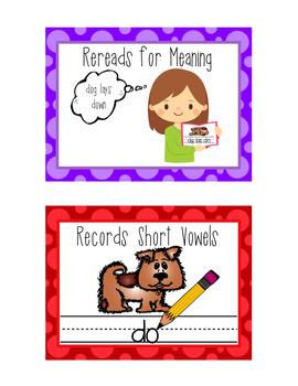 Writing Goals - Primary Grades