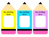 Writing Goals - Teach Create Innovate