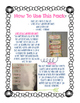 Writing Goals and Checklists - Narrative, Informational, O