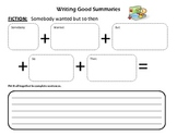 Writing Good Summaries