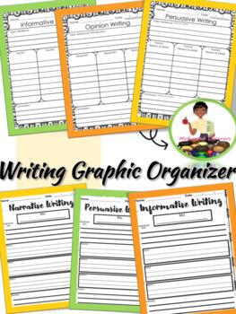 Writing Graphic Organizer