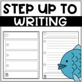 Step Up To Writing Graphic Organizer