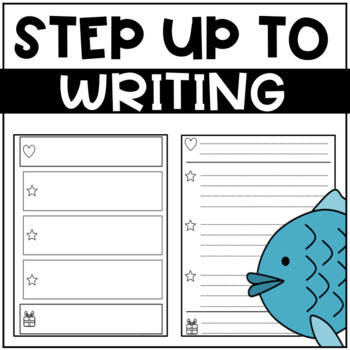 Step Up To Writing Graphic Organizers