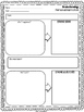 Writing Graphic Organizers - Common Core Aligned