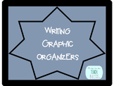 Writing Graphic Organizers-Narrative, Informational, Persu