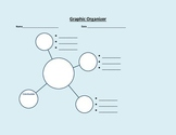 Writing Graphic Organizers and Templates