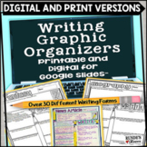 Writing Graphic Organizers for Google Slides   Classroom™