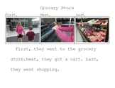 Basic Writing: Grocery Store