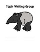 Writing Group Cards Rainforest Animals