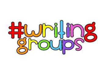 Writing Groups Heading #writinggroups