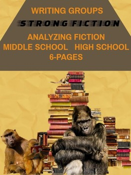 Writing Groups: Strong Fiction