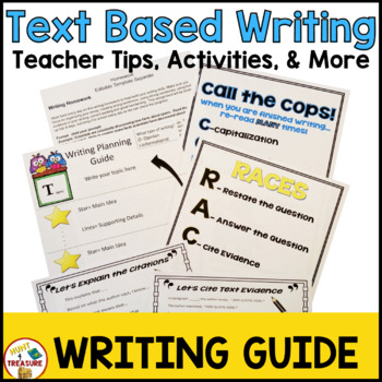 FSA Writing Guide and Resources (Informational and Opinion Writing)