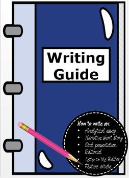 Writing Guides Bundle