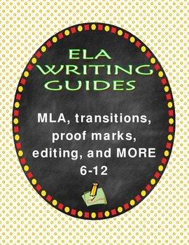 Writing Guides Tool Kit 6-12: Punctuation, Plagiarism & Mo