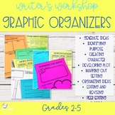 Writing Guides and Graphic Organizers