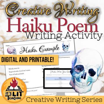Writing Haiku Poems for High School