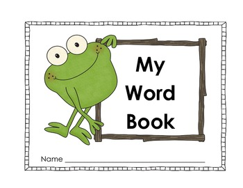 Writing Handbook - A Word Book for Students