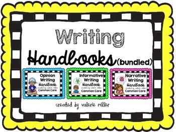 Writing Handbook -Common Core