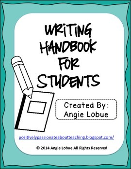 Writing Handbook for Students