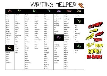 Writing Helper