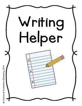 Writing Helper Book- Basic Set