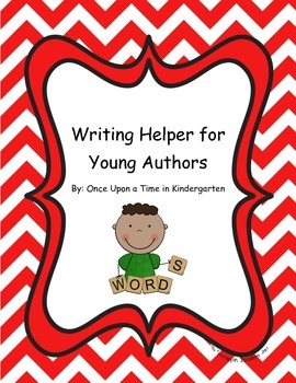 Writing Helper for Young Authors