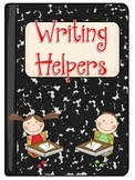 Writing Helpers {elementary}