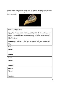 Writing Historical Fiction: A Stage 4 / Grade 8 Workbook