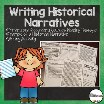 Writing Historical Narratives