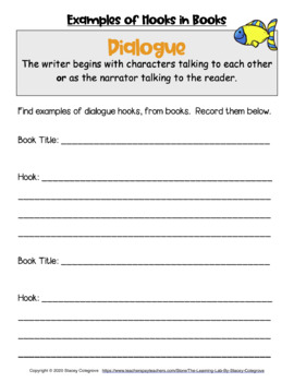 writing hooks five ways to hook your reader writing an introduction. Black Bedroom Furniture Sets. Home Design Ideas