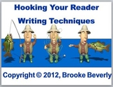 Writing Hooks Powerpoint