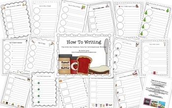 Writing:  How To...