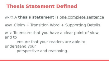 Writing: How To Guide: Step by Step Essay Writing