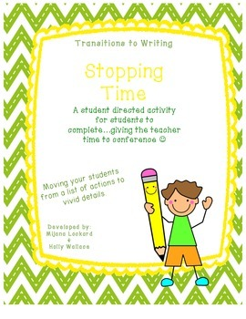 Writing, How to Add Elaboration...Purposeful Engagement for Students