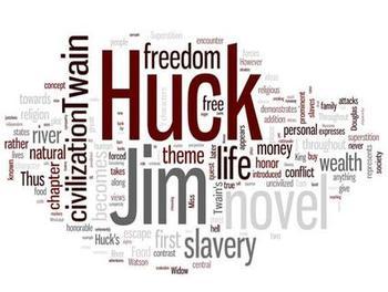 Writing - Huck Finn Theme Analysis