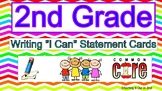 "Writing ""I Can"" Statements CCSS"
