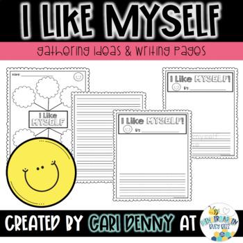 Writing: I Like MYSELF!