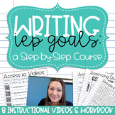 Writing IEP Goals: a Step-by-Step Course