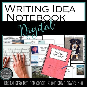 Writing Idea Notebook for Google Drive & OneDrive