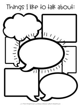 Writing Ideas Graphic Organizers